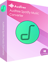 AudFree Spotify Converter for Windows