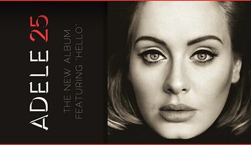 Adele 25 Album Download? Here It Is!
