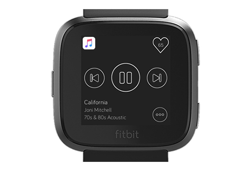 play apple music on fitbit