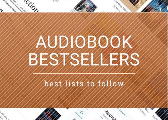 bestsellers of audible books
