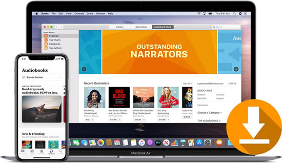 download apple books audiobooks