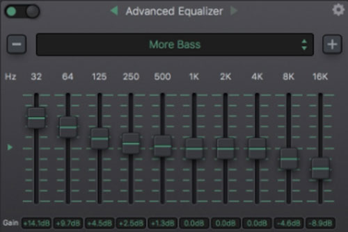 eqmac advanced equalizer for spotify