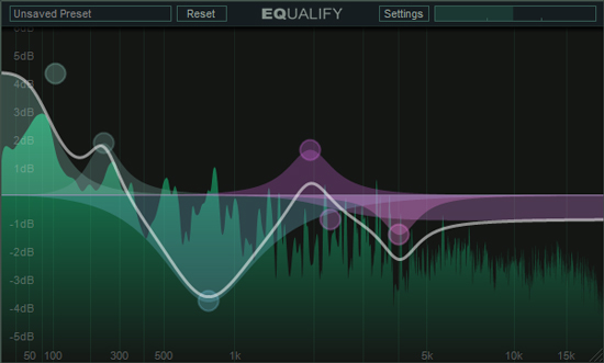 spotify windows equalizer