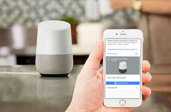 play itunes on google home via bluetooth