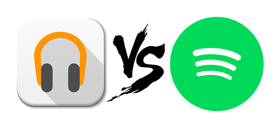 Google Play Music vs Spotify: Which One to Choose
