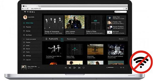 How to Listen to Tidal Offline on Desktop