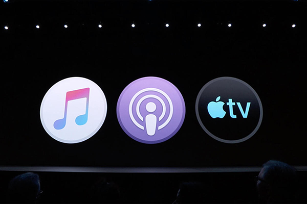 three new apple apps
