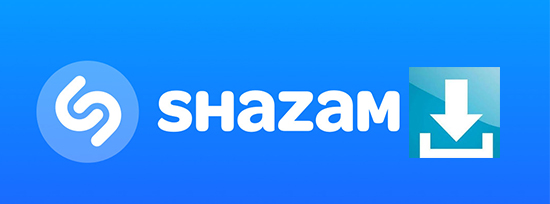 download music from shazam