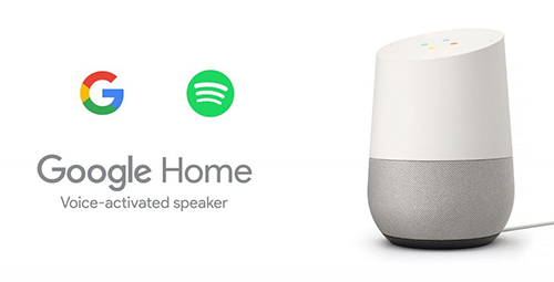 spotify on google home