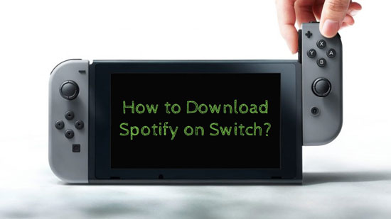 spotify on switch