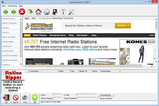Top 5 Internet Radio Recorder [Hot Review]