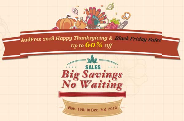 thanksgiving sales and black friday