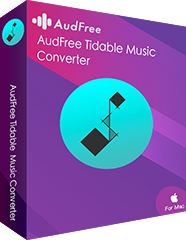 audfree tidal playlist converter