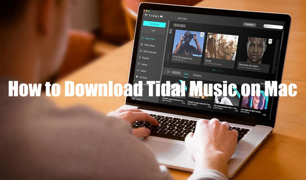 tidal on mac