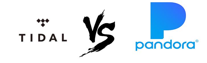 Tidal vs Pandora: All-in-depth Comparison